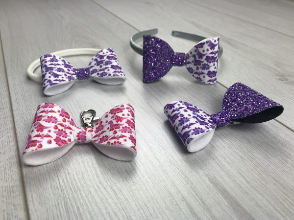 Four Bow Surprise Gift Box