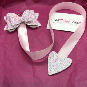 Confetti Bow Holder