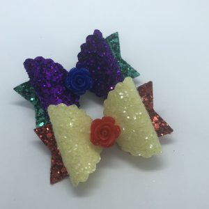 Princess Inspired Bow set