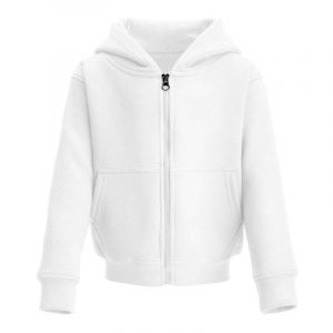 Baby and Toddler Zip Up Hoodie