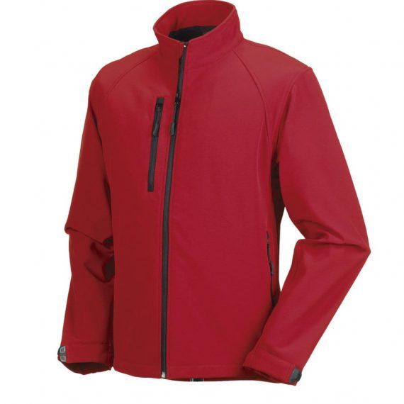 Adult Russel Softshell Jacket