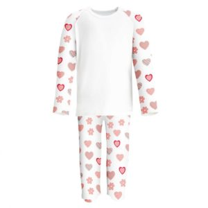 Valentines Pyjamas