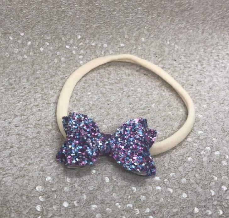 Multicoloured Soft Nylon Headband