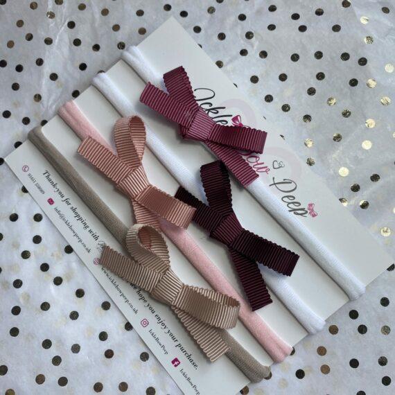 Baby Headband Set
